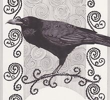 The Raven  by Esther Green