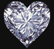 Diamond Heart by rapplatt