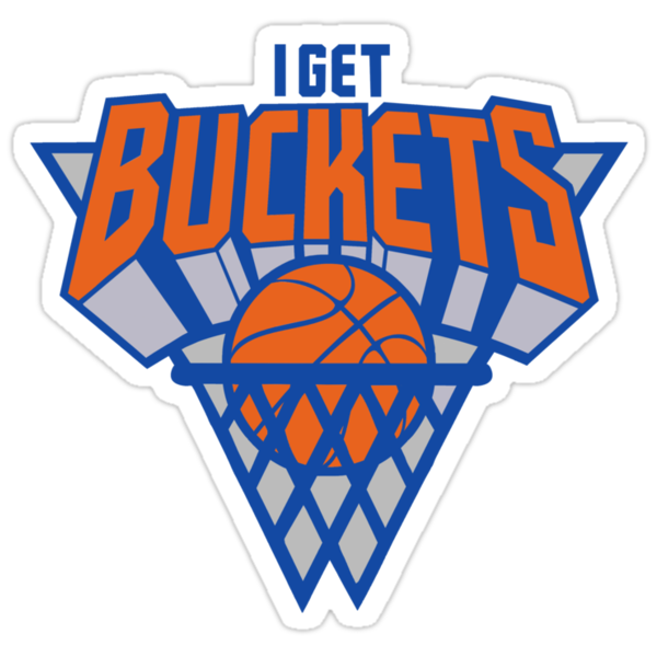 "VICTRS ""I Get Buckets NYC""  by Victorious"