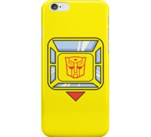 Transformers - Bumblebee iPhone Case/Skin