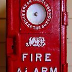 Incase Of Fire...... by Andrew Turley
