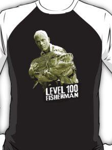 Jeremy Wade - Level 100 Fisherman T-Shirt