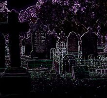 Old Grave Yard No. 2 by robyn70