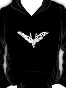 Batman 'Chalk Bat Signal' from The Dark Knight Rises T-Shirt