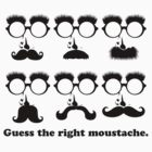 Guess the Right Moustache by eZonkey