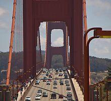Golden Gate Bridge by paulgranahan