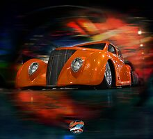 Orange Hauler by Earthmonster