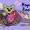 Happy Easter Greetings by Vickie Emms