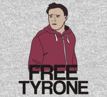 Free Tyrone! by stevebluey