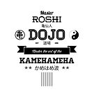 Master Roshi Dojo v2 by tombst0ne