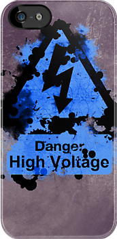 Very High Voltage! by digihill