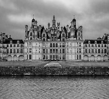 chateau de chambord by richard1971