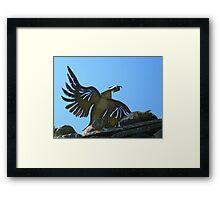Nevermore! Framed Print