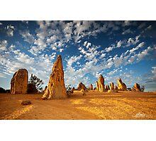 Limestone Legacy Photographic Print