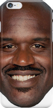 """Shaquille O'Neal - """"What a head"""" by borg"""