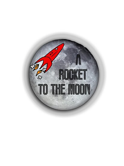 A Rocket To The Moon by Joelzke