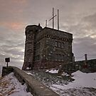Cabot Tower On Signal Hill  by  Hany G. Jadaa  Prince John Photography