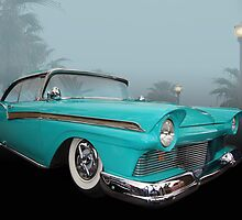 57 Ford Custom by WildBillPho