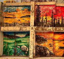 Abandoned Art © by © Hany G. Jadaa © Prince John Photography