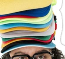 30 Rock 'Frank The Hat Guy' Sticker