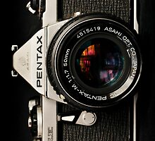 Pentax ME by reflectimaging
