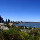 Perth Panorama by Noel Elliot