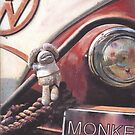 Monkey Business by Sharon Poulton