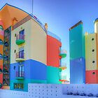 Rainbow House 2 by manateevoyager