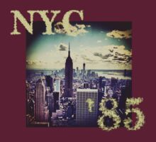 New York 85 by tnoteman557