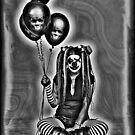 The Clown by skorphoto