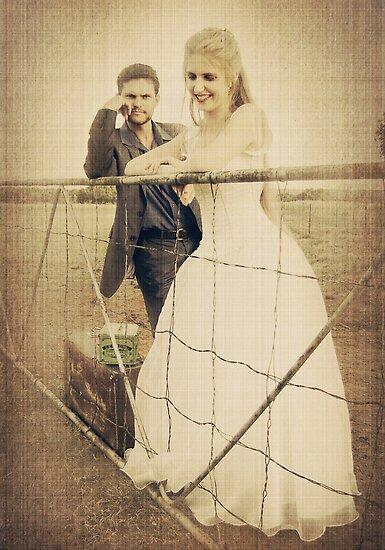 A Vintage Wedding... by Qnita