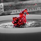 red splash by bundug