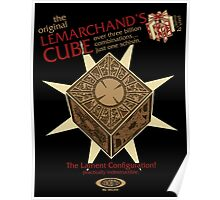 Lemarchand's Cube - Hellraiser Poster