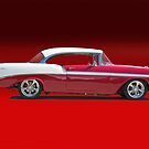 1956 Chevrolet Bel Air w/o ID by DaveKoontz