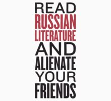 Read Russian Literature by Look Human