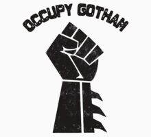 Occupy Gotham by Look Human