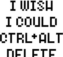Crtl+Alt+Delete by Look Human
