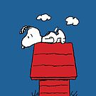 Snoopy Moody by gleviosa