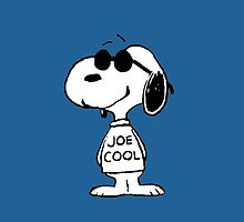 Joe Cool Snoopy  by gleviosa
