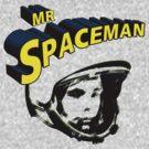 Super Spaceman by mrspaceman