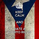 KeepCalm- PuertoRican by LoveTheWeekndXO
