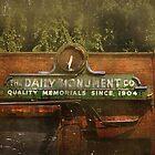 Daily Monument Company by Patito49