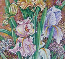 Elusive Butterflies by Elizabeth Henry by Vivian Eagleson