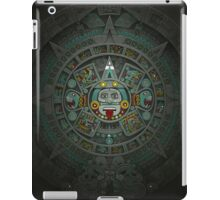 Stone of the Sun II. iPad Case/Skin