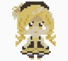 Mami Pixels Sticker by Astrotoast