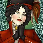 Edwardian Fashion - Charlotte by CatAstrophe