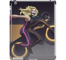 Lightcycle Babes iPad Case/Skin