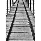 Taren Point pier by kathybellingham