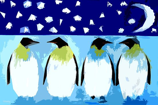 PENGUINS 2 by pjmurphy