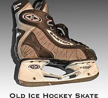 Old Ice Hockey Skate by alexela